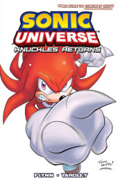 Sonic Universe 3: Knuckles Returns Cover