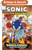 The Complete Sonic the Hedgehog Comic Encyclopedia