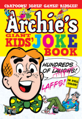 Archie's Giant Kids' Joke Book Cover