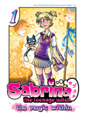 Sabrina the Teenage Witch: The Magic Within 1 Cover