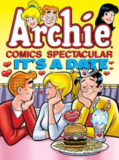 Archie Comics Spectacular: It's a Date Cover