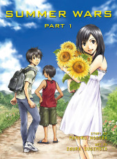 Summer Wars, Part 1 Cover