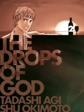 Drops of God, Volume '02 Cover