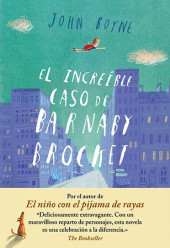 El Increible Caso De Barnaby Brocket Cover