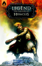 Legend: The Labors of Heracles Cover