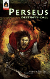 Perseus: Destiny's Call Cover