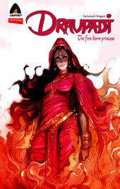 Draupadi: Fire-Born Princess Cover