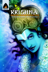Krishna: Defender of Dharma Cover
