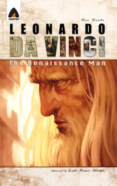 Leonardo Da Vinci: The Renaissance Man Cover