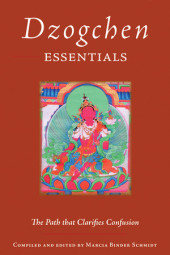 Dzogchen Essentials Cover