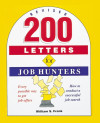 200 Letters for Job Hunters