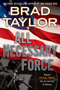 All Necessary Force (Pike Logan)