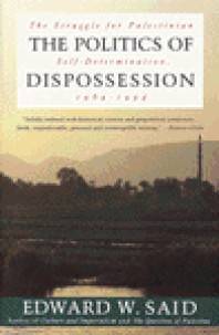 The Politics of Dispossession