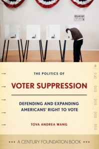 The Politics of Voter Suppression