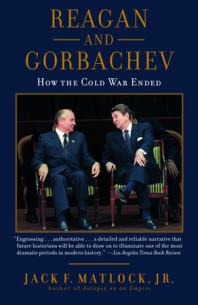 Reagan and Gorbachev