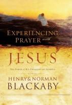 Experiencing Prayer with Jesus