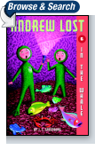 Andrew Lost #6: In the Whale