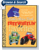 Little Golden Books Freewheelin' Favorites