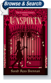Unspoken (The Lynburn Legacy Book 1)