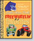 Little Golden Book Freewheelin Favorites