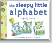 The Sleepy Little Alphabet