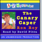 A to Z Mysteries: The Canary Caper