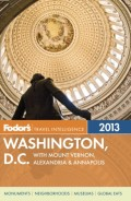 Fodor's Washington, D.C. 2013
