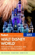 Fodor's Walt Disney World 2013