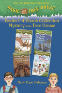 Magic Tree House: Books 1-4 Ebook Collection: Mystery of the Tree House