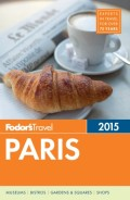 Fodor's Paris 2015