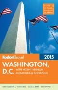 Fodor's Washington, D.C. 2015