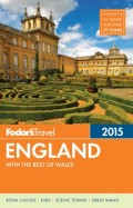 Fodor's England 2015