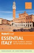 Fodor's Essential Italy