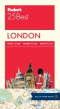Fodor's London 25 Best