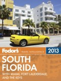 Fodor's South Florida 2013