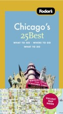 Fodor's Chicago's 25 Best