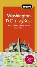 Fodor's Washington, D.C.'s 25 Best