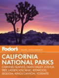 Fodor's California National Parks