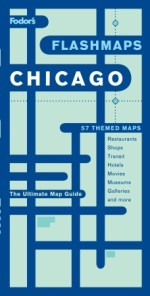 Fodor's Flashmaps Chicago, 4th Edition