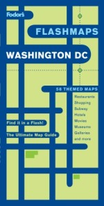 Fodor's Flashmaps Washington, D.C., 7th Edition