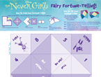 The Never Girls Fairy Fortune-Telling!