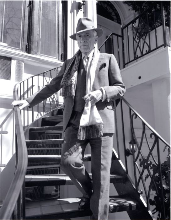 Gay Talese is progressing with a new book for Knopf, based on his 50-year ...