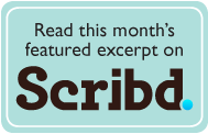 Read this month's featured excerpt on Scribd