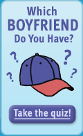 how to find the perfect boyfriend quiz