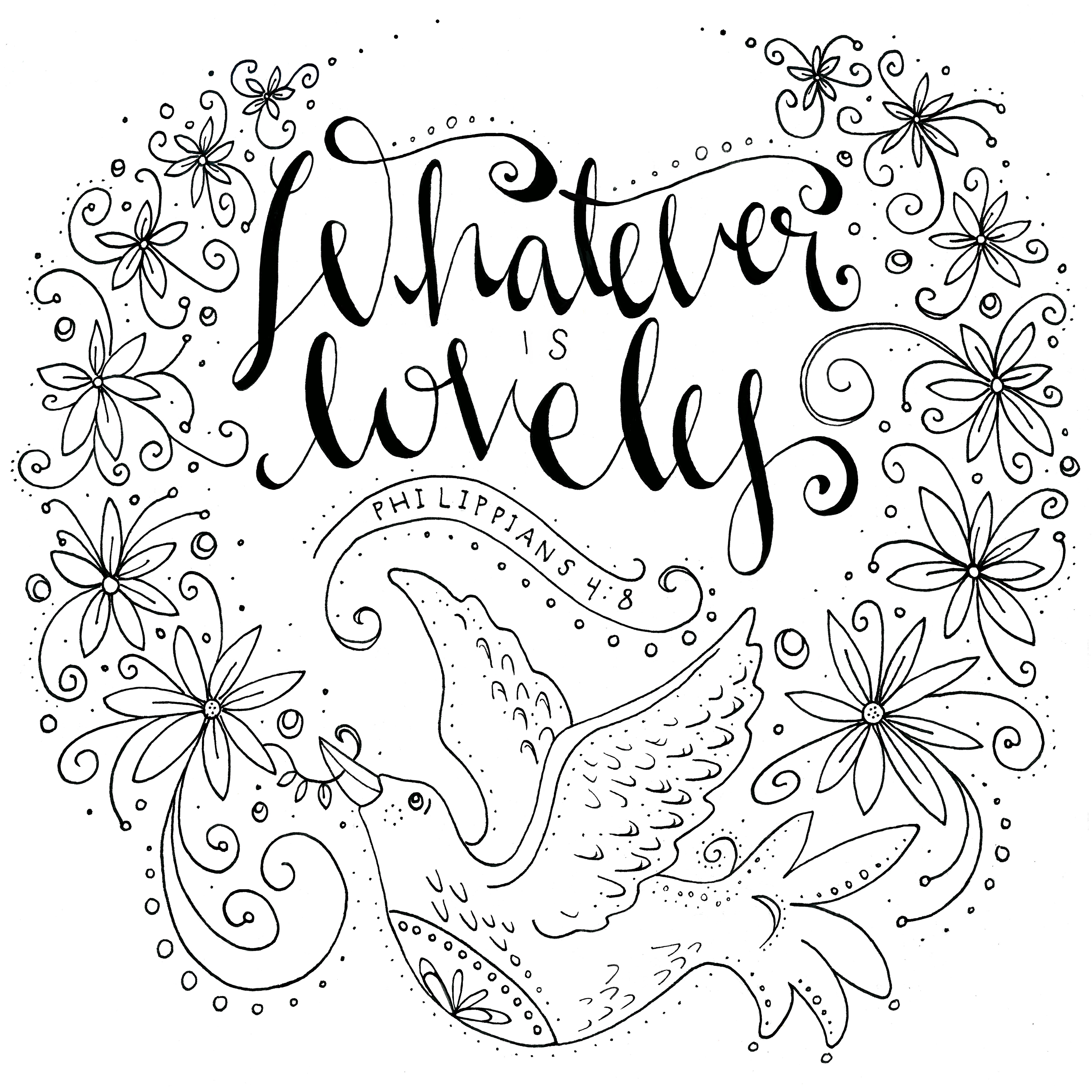 a coloring book Coloring Page