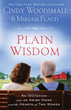 [Book Review] Plain Wisdom by Cindy Woodsmall and Miriam Flaud