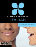 Living Language Italian, Essential Edition