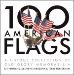 100 American Flags