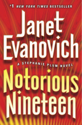 New Release – Notorious Nineteen by Janet Evanovich