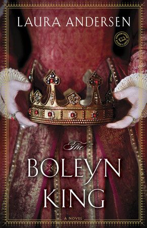 Friday Find: THE BOLEYN KING in eBook, only $1.99 for a limited time!